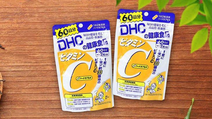Viên uống cung cấp vitamin C cho cơ thể hiệu quả