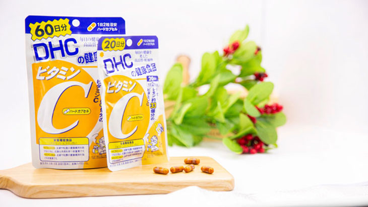 Thành phần chính của sản phẩm là vitamin C