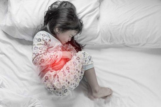 Truy tìm thủy phạm gây ra xuất huyết dạ dày trẻ em