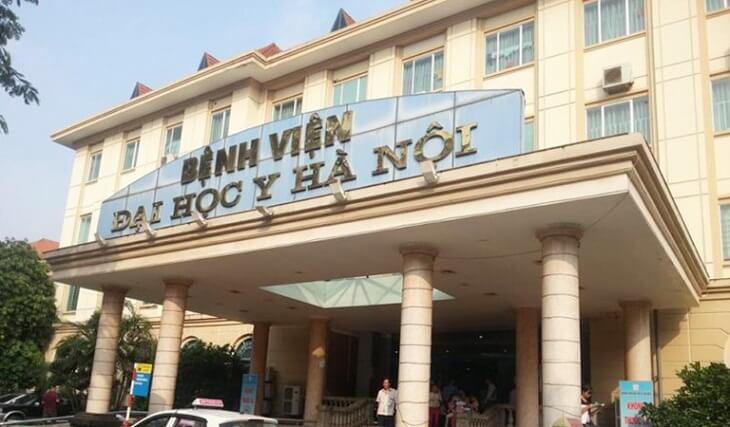 Khoa Nhi bệnh viện đại học Y Hà Nội sở hữu đội ngũ bác sĩ được đào tạo bài bản