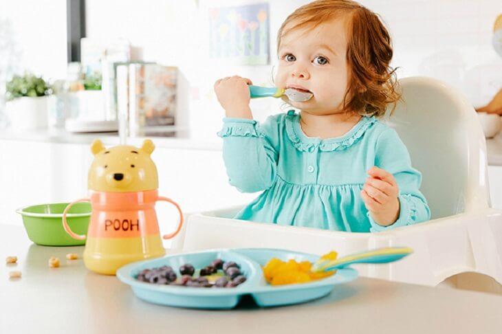 Xây dựng chế độ dinh dưỡng hợp lý cho trẻ nhỏ