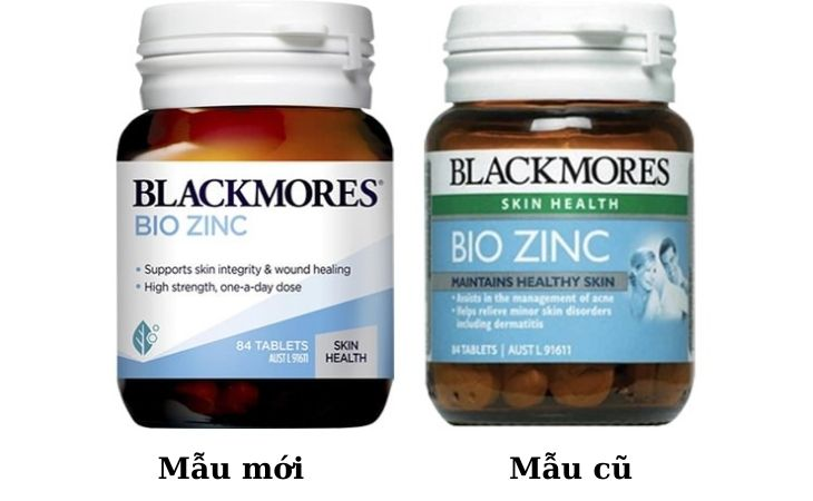 Viên uống bổ sung kẽm Blackmores Bio Zinc là sự kết hợp hoàn hảo giữa kẽm và nhiều dưỡng chất