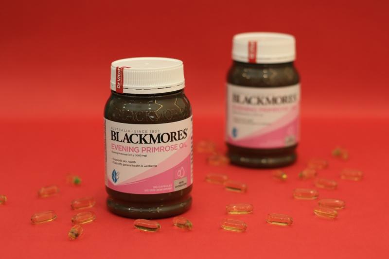 Sản phẩm tại Dr Vitamin có tem thương hiệu màu đỏ riêng biệt