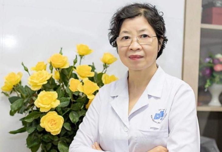 Phó Giáo Sư - Tiến Sĩ - Bác sĩ Trần Lan Anh