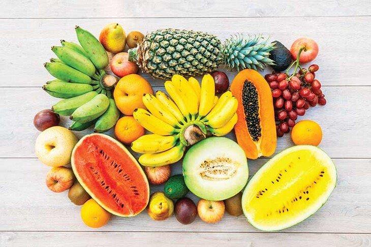 Trái cây tốt cho người bị ợ chua