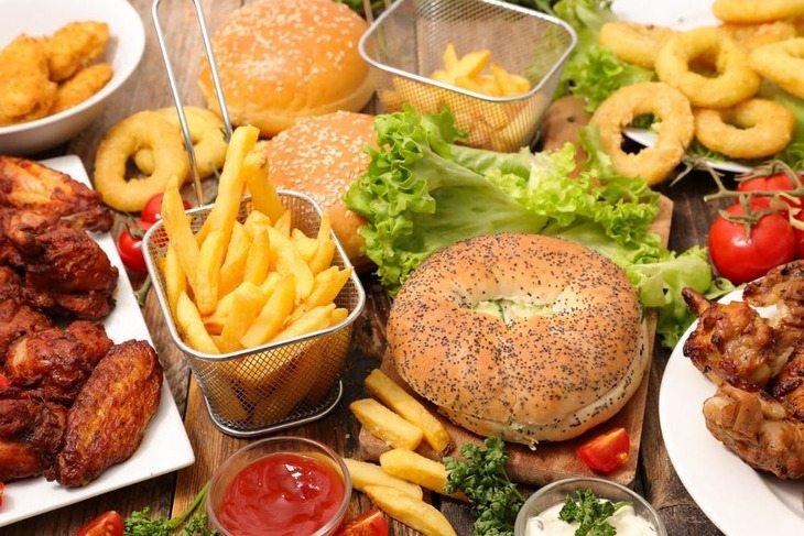 Không nên ăn thực phẩm nhiều chất béo