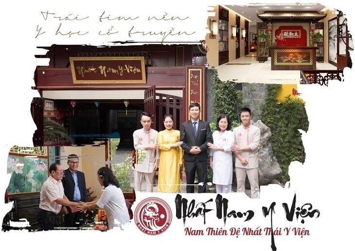 Nhất Nam Y Viện - Đơn vị chăm sóc sức khỏe SỐ 1 Việt Nam