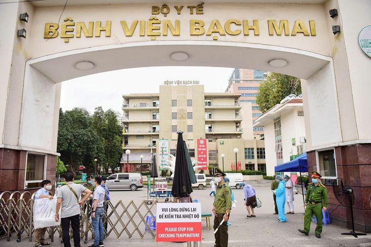 Bệnh viện Bạch Mai khám chữa bệnh đau đầu hiệu quả