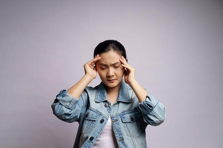 Người bị đau đầu căng cơ luôn cảm thấy mệt mỏi, tinh thần kém