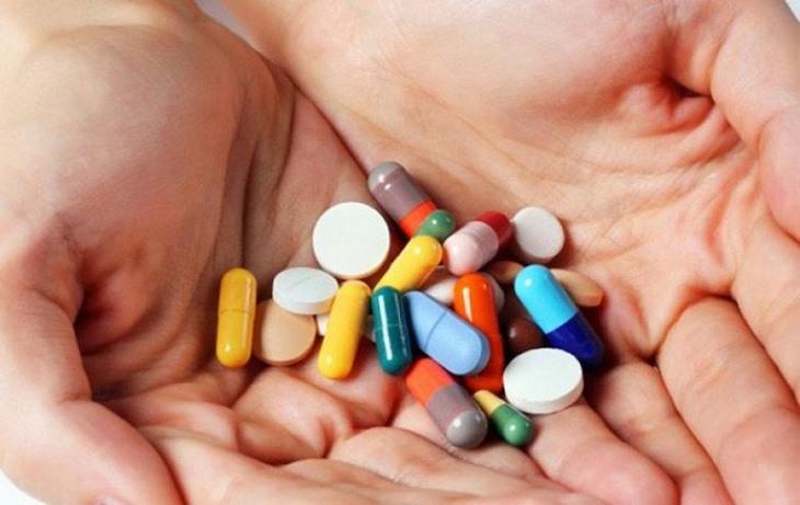Bạn có thể tìm mua các loại thuốc chữa đau đầu ở bất cứ hiệu thuốc nào