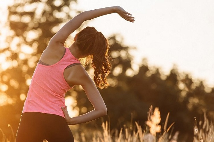 Tập thể dục nhẹ nhàng mỗi ngày giúp phòng tránh đau đầu hiệu quả
