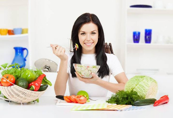 Xây dựng chế độ ăn uống, tập luyên khoa học là cách phòng ngừa bệnh lý vùng hang vị hiệu quả