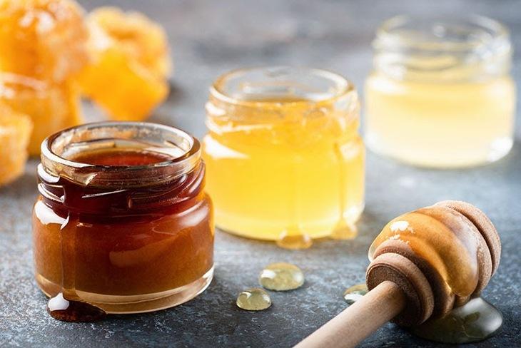 Trà mật ong tốt cho các bệnh về dạ dày