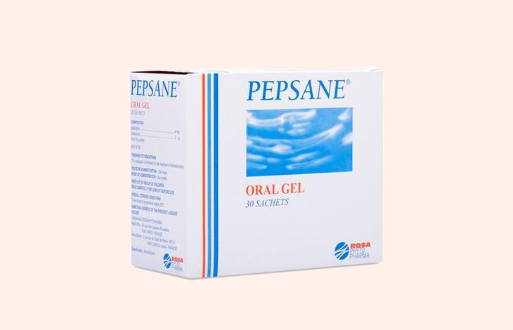 Thuốc Pepsane điều trị ợ chua