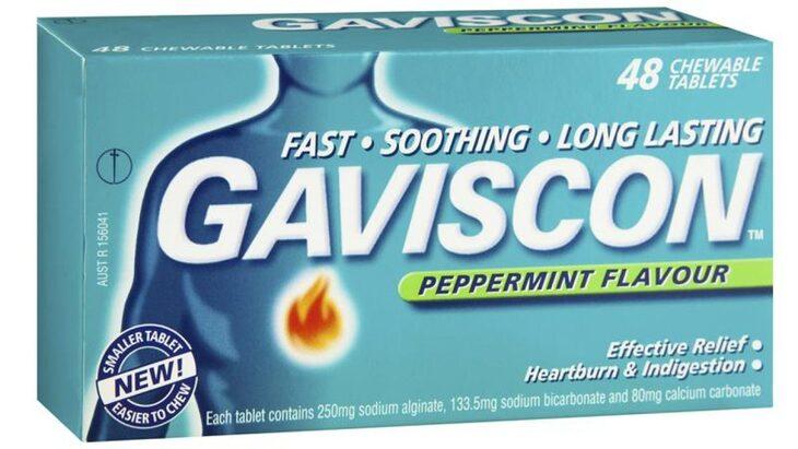 Thuốc Gaviscon dùng cho bệnh nhân bị dạ dày