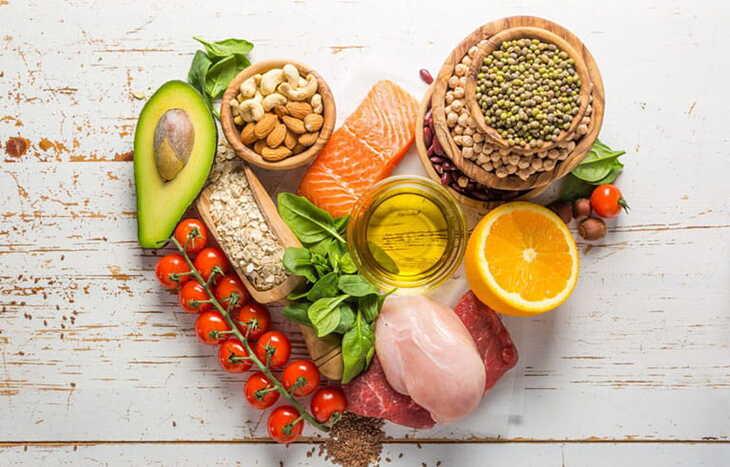 Chế độ ăn cho người bệnh