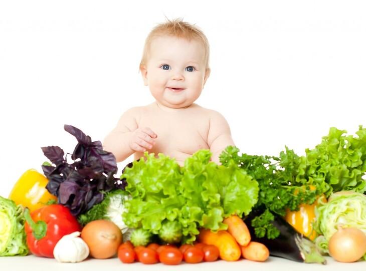 Chế độ ăn uống cho trẻ em bị ợ hơi