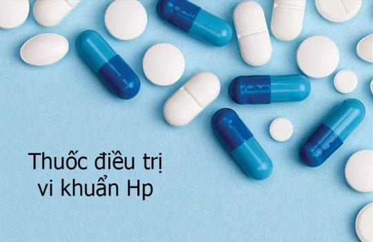 Phác đồ thuốc điều trị vi khuẩn Hp: đơn thuốc, lưu ý, tác dụng phụ