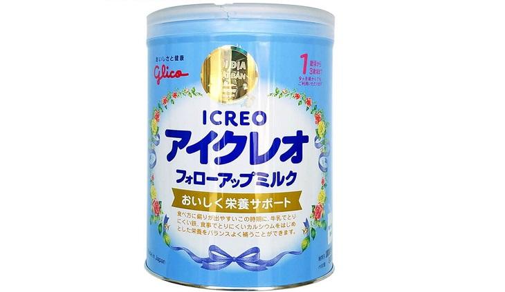 Sữa Glico số 9 - 820g nguồn gốc Nhật Bản
