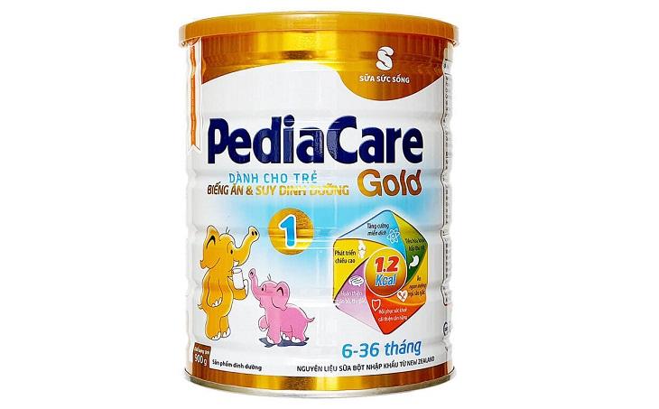 Pediacare Gold - hỗ trợ phát triển trí thông minh