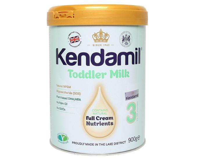 Kendamil của Anh tăng cường chức năng hệ tiêu hóa