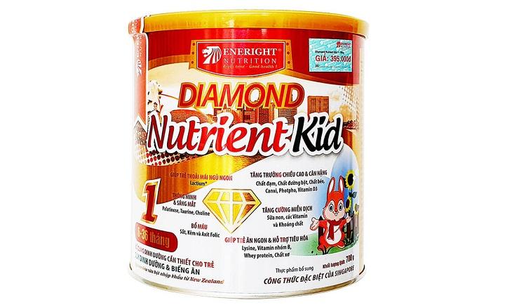 Sữa tăng cân cho bé 1 tuổi Nutrient Kid