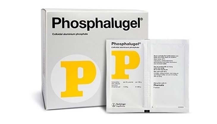 Phosphalugel là loại thuốc điều trị các bệnh lý dạ dày quen thuộc