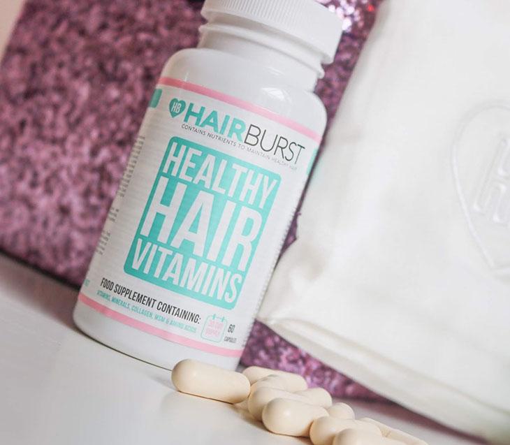 Viên uống mọc tóc Hairburst Healthy Hair Vitamin