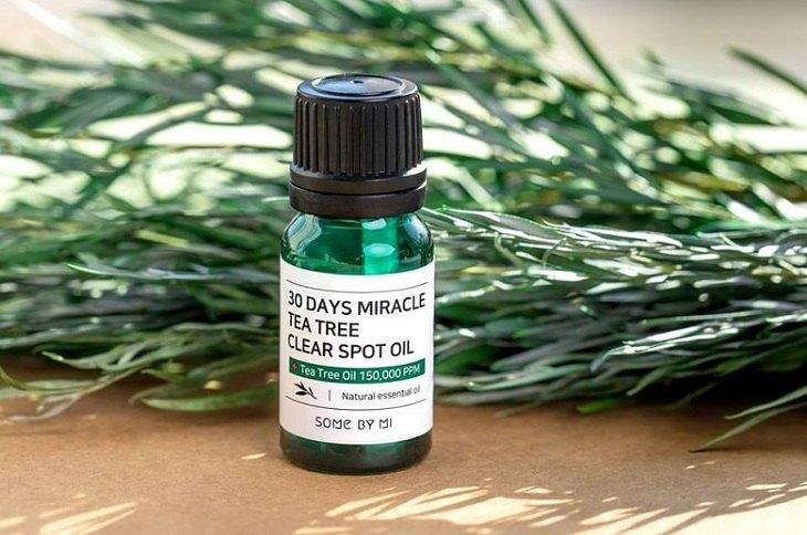 Some By Mi 30 Days Miracle Tea Tree Clear Spot Oil đạt chuẩn chất lượng, trị mụn hiệu quả
