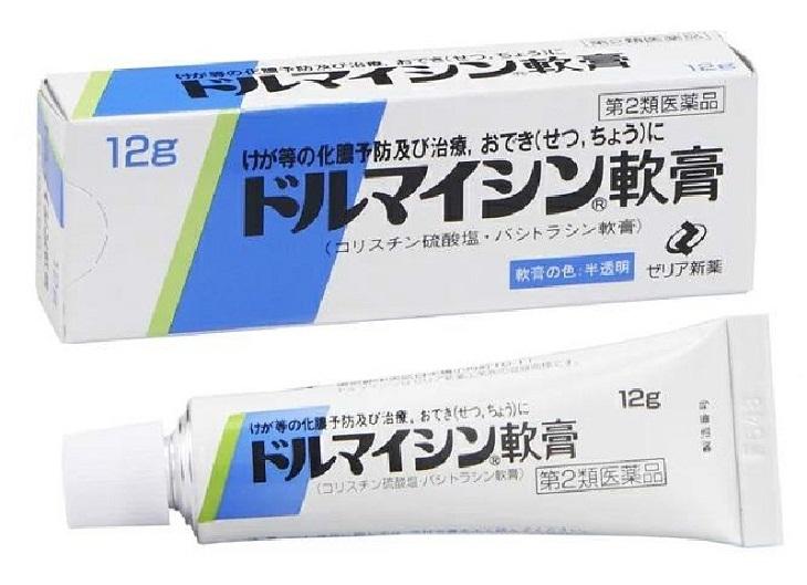 Kem thuốc trị vảy nến Daiichi Sankyo
