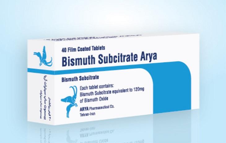 Viêm hang vị dạ dày nên uống thuốc gì? Bismuth chắc chắn không thể thiếu
