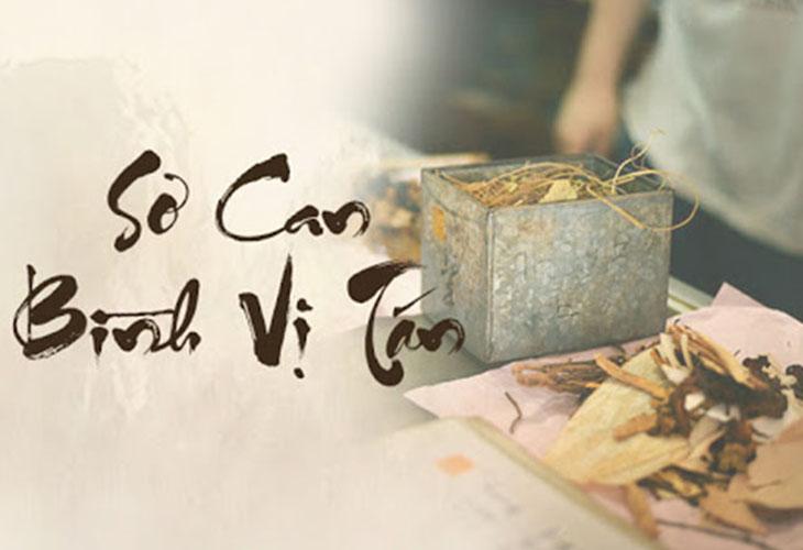 Sơ can Bình vị tán - Bài thuốc đặc trị hiệu quả viêm hang vị tiền môn vị