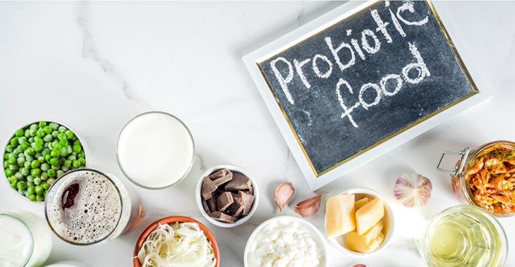 Thực phẩm chứa nhiều Probiotic rất tốt cho sức khoẻ