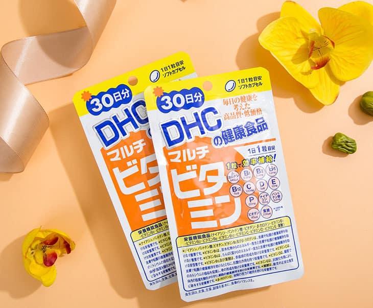 Vitamin tổng hợp DHC Multi Vitamins Nhật là nguồn dưỡng chất dồi dào cho bà bầu