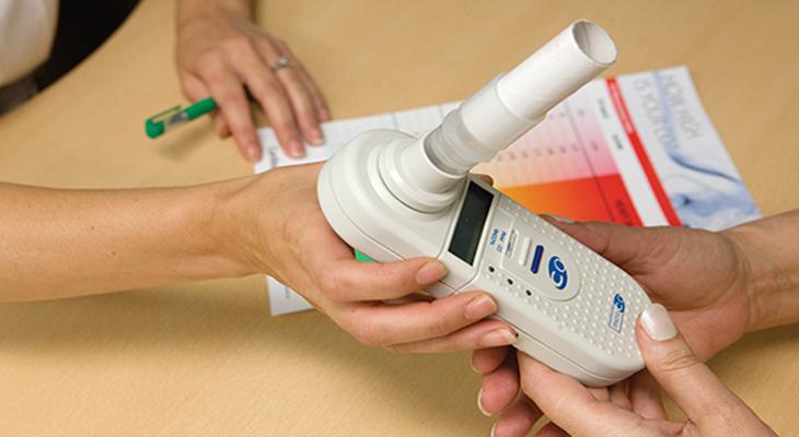 Xét nghiệm hơi thở là phương pháp được ưu tiên sử dụng trong nhiều trường hợp