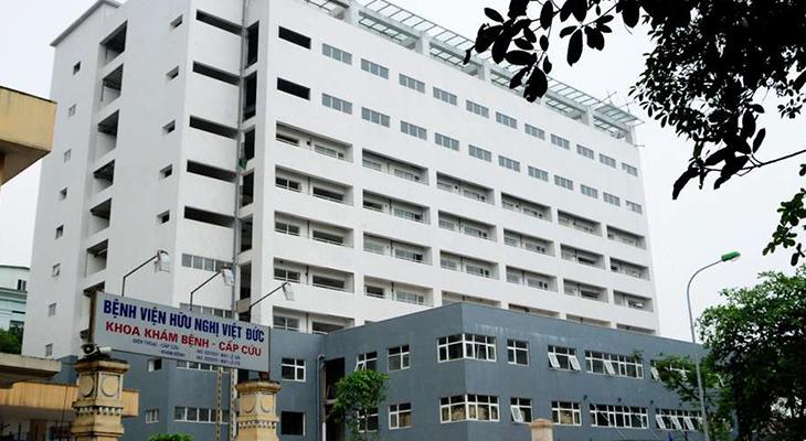 Bệnh viện Hữu nghị Việt Đức tập chung đội ngũ y bác sĩ hàng đầu trong nhiều lĩnh vực