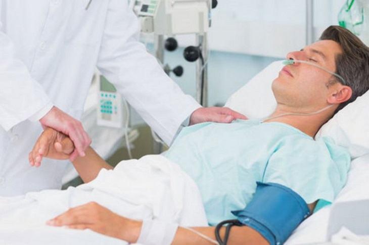 Lưu ý khi chăm sóc bệnh trong giai đoạn nằm viện