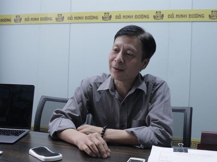 Anh Thắng chữa suy thận độ 1 tại nhà thuốc Đỗ Minh Đường