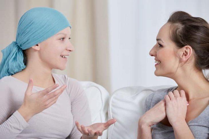Người bệnh bị ung thư hãy luôn giữ tinh thần lạc quan trong mọi tình huống