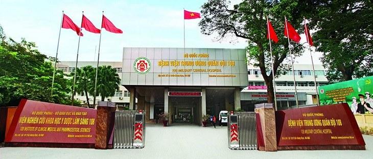 Khoa Nội Thần kinh trong BV Trung ương Quân đội 108 là địa chỉ chữa bệnh uy tín, chất lượng