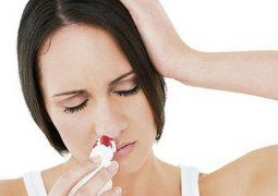 Đau đầu chảy máu cam là biểu hiện của bệnh gì? Cách điều trị bệnh hiệu quả