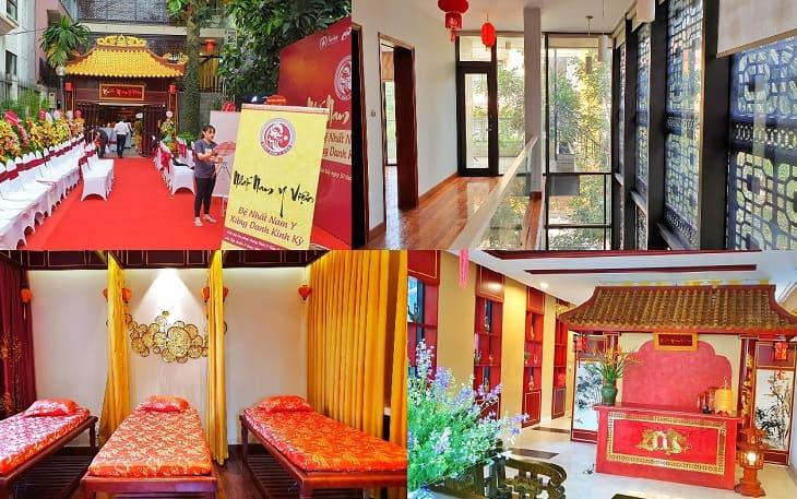 Không gian yên tĩnh. cơ sở vật chất tiện nghi chính là điểm cộng của cơ sở Hồ Chí Minh