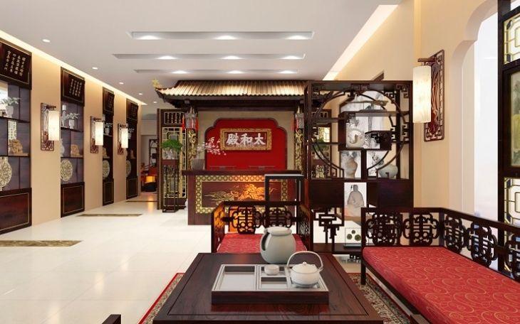 Nhất Nam Y Viện cơ sở Hồ Chí Minh phục dựng theo mô hình khám chữa bệnh của Thái Y Viện triều Nguyễn