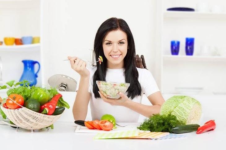 Chế độ ăn uống cho người bệnh
