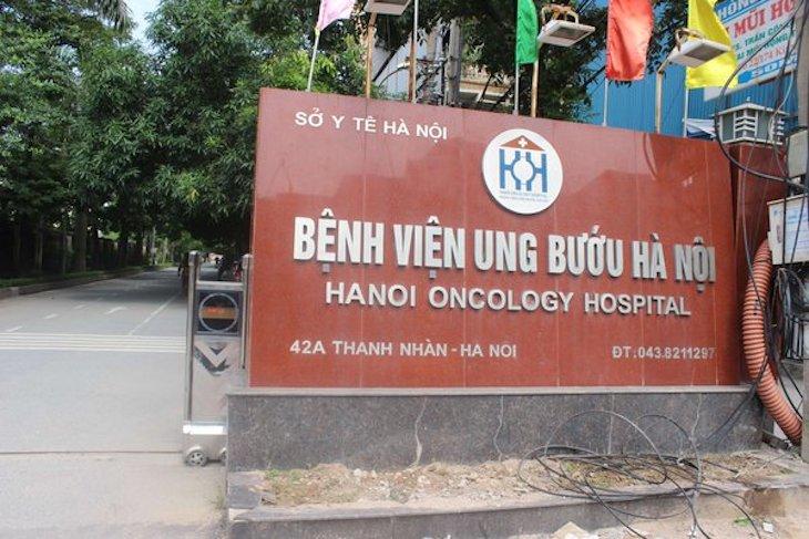 Bệnh viện Ung bướu tại Hà Nội là địa chỉ điều trị bệnh uy tín