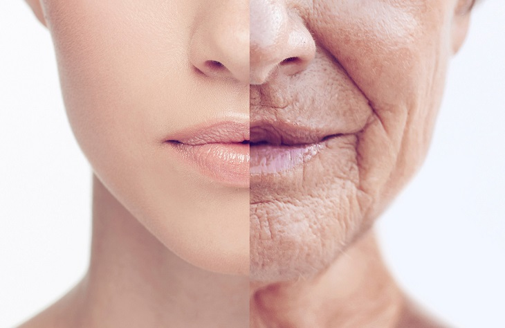 Sản phẩm giúp làm chậm quá trình lão hóa trên da