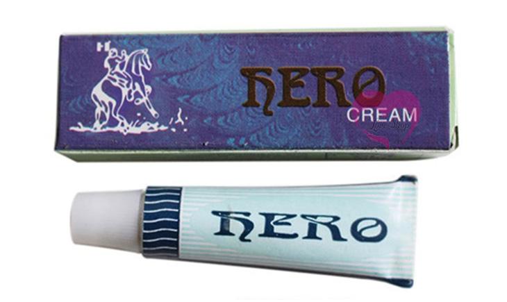 Sản phẩm trị xuất tinh sớm của Nhật Hero Cream