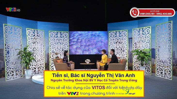 Bác sĩ Vân Anh chia sẻ những vấn đề sức khỏe cho hàng triệu khán giả truyền hình