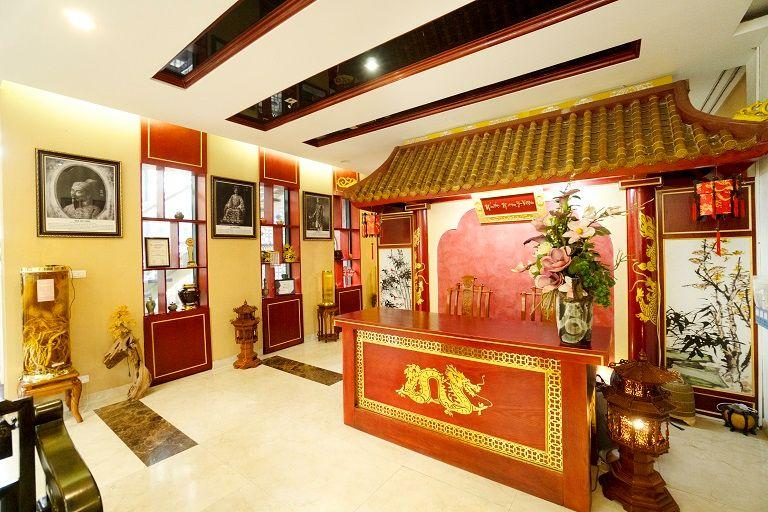 Nhất Nam Y Viện là đơn vị đầu tiên phục dựng mô hình khám chữa bệnh theo Thái Y Viện triều Nguyễn