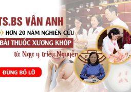 Tiến sĩ Bác sĩ Vân Anh nghiên cứu bài thuốc của Ngự y triều Nguyễn
